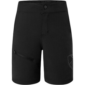 Ziener Natsu X-Function Shorts Kids, czarny